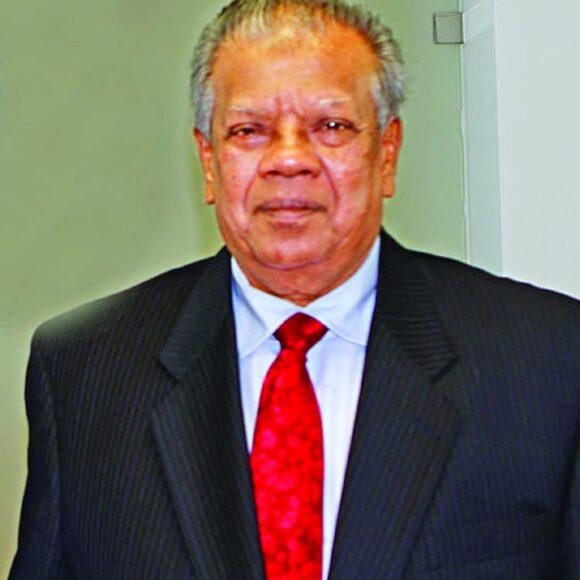 Alhaj Amir Hossain Amu, MP